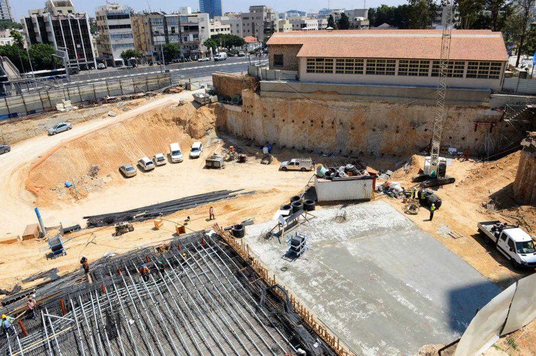 גאו דניה - פארק שרונה תל אביב